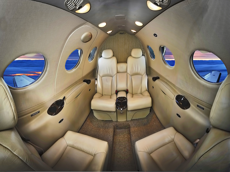 Top 5 Private Jet Websites