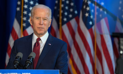 Even The Stock Market Doesn't Want Sleepy Joe biden As President