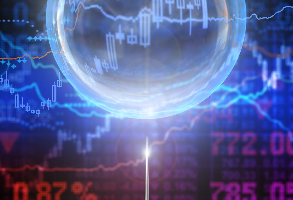 Legendary Investor Jeremy Grantham Warns: We're In A Bubble, Speculators Are 'Playing With Fire'