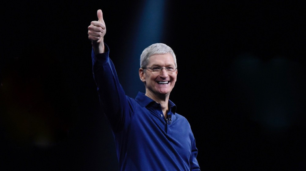 tim cook is an American business executive and engineer