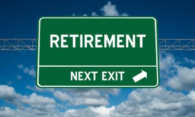 Retirement Next Exit highway sign on sky background-Virginia Retirement Systems-ss-featured