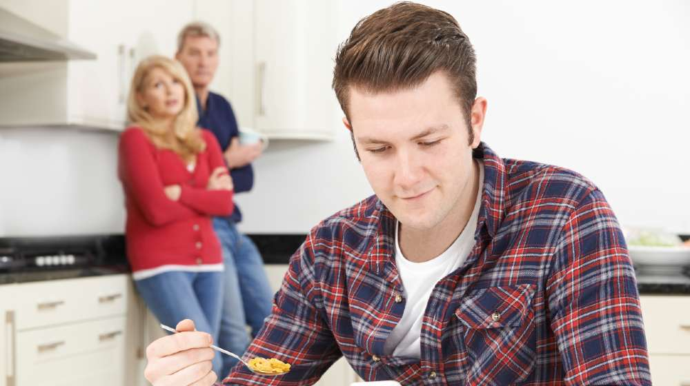 Mature Parents Frustrated With Adult Son Living At Home | 50% of States To End $300 Unemployment Benefits Early | Featured