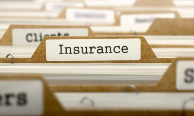 Insurance Concept. Word on Folder Register of Card Index. Selective Focus | What Insurances Can I Have With My Mortgage? | featured