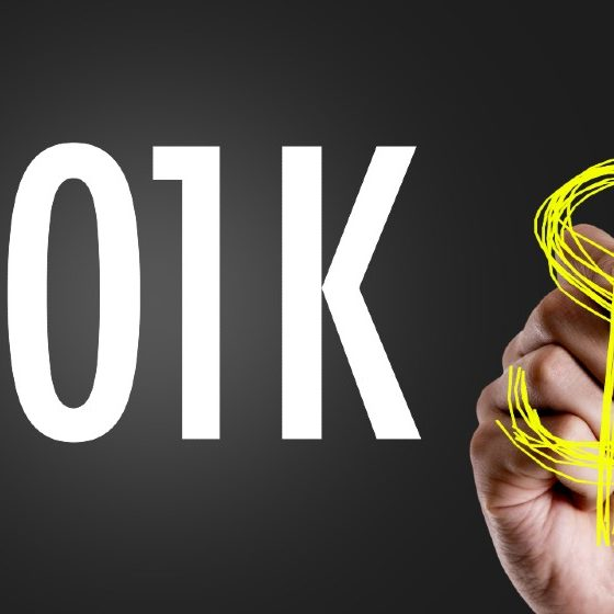 Hand writing the text 401K | 401K (Employee Benefit) and Retirement Plans and Audits | featured