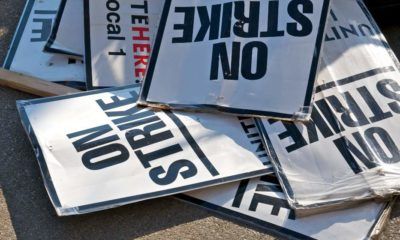 On Strike | US Labor Market Hit With Strikes as Workers Gain Leverage | featured