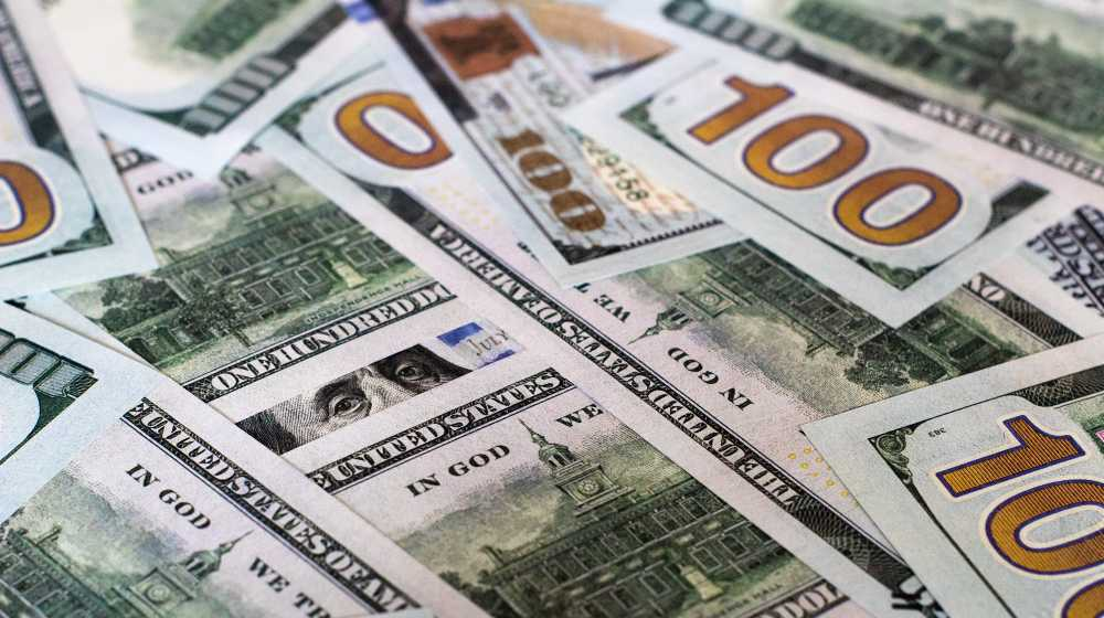 One Hundred Dollar Bills Federal Stimulus | A trillion here, a trillion there | featured