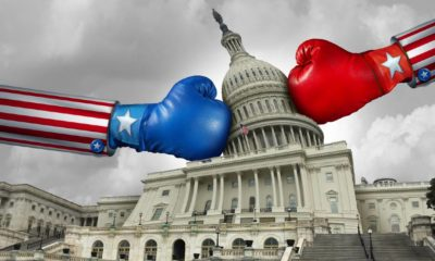 USA government fight and United States government disagreement and American federal shut down crisis due to political partisan | 5 Ways Partisan Politics Harms The Nation | featured